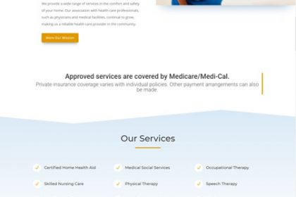 Cedar Care Home Health - webonedesign