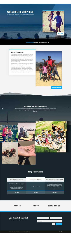 camp nick-web one design