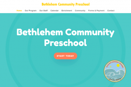 Bethlehem Community Preschool